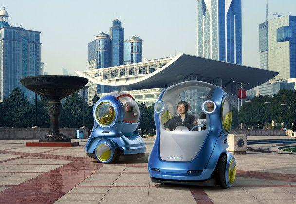 General Motors пересадит автомобилистов на самокат с искусственным интеллектом