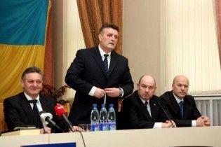 Прокуратура изучает, законно ли нового руководителя милиции Закарпатья выпустили из СИЗО
