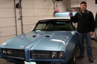 Американец научил iPod управлять автомобилем