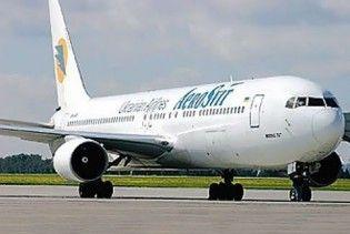 """""""Аэросвит"""" оставил своих пассажиров без багажа, забыв его загрузить"""