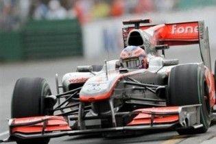 Гонщик McLaren выиграл Гран-при Австралии