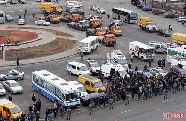 Годовщина теракта в московском метро: исполнитель объявлен в международный розыск