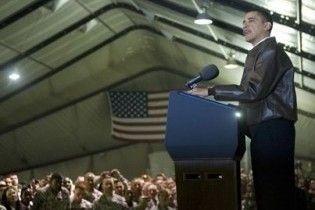 Обама чудом спасся от реактивных снарядов в Афганистане