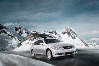"""Полноприводной """"Лексус GS 350"""" в официальной дилерской сети"""