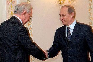 Азаров срочно полетит в Москву к Путину