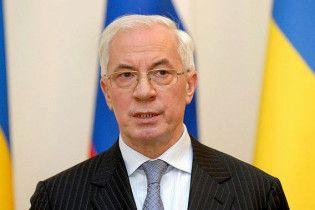 """Азаров приказал провести """"генеральную уборку"""" страны"""