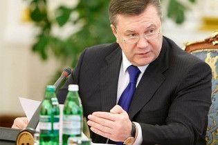Янукович отказался ехать в Польшу