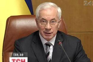Азаров на следующей неделе подаст в Раду бюджет с дефицитом в 5% ВВП