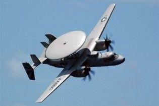 В Аравийское море упал самолет американских ВМС