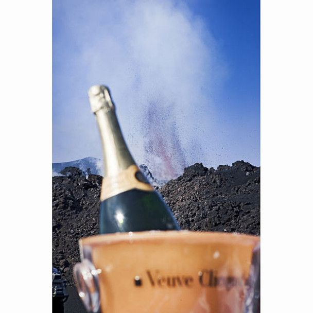 Романтический ужин на вулкане