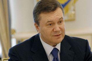 Янукович слетает в Москву с частным визитом
