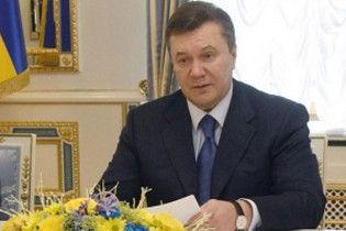 Янукович полетит в Казахстан договариваться о газе