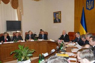 Правительство отказалось рассматривать проект госбюджета-2010