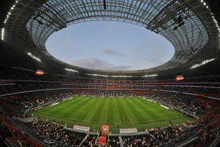 "УЕФА: ""Донбасс Арена"" - это фантастика, чего не скажешь о Донецке"