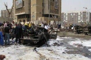 Жертвами взрыва у полицейского участка в Ираке стали шесть человек