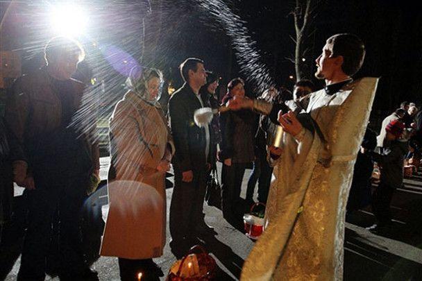 Светлый праздник Пасхи в мире
