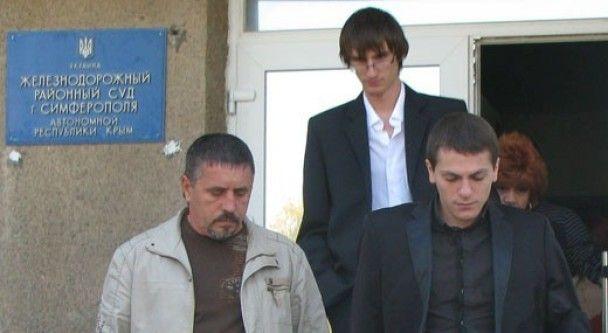 """Крымского """"мажора"""", убившего мотоциклистку 3 года назад, признали невиновным"""
