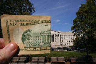 Минфин США заработал на кризисе 10,5 млрд долларов