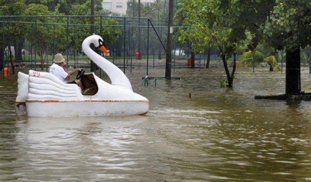 В Бразилии от наводнения погибли 95 человек