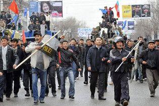 Россия поддержала переворот в Киргизии