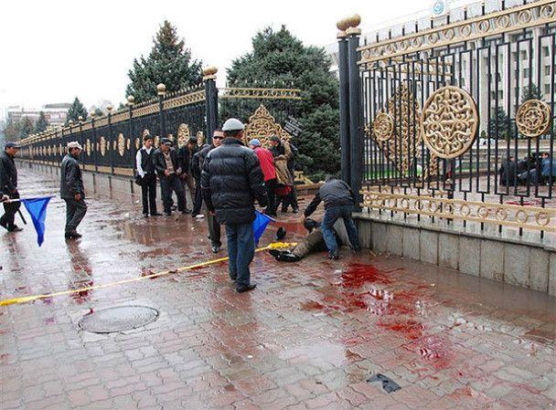 Властии оппозиция Киргизии решились на переговоры