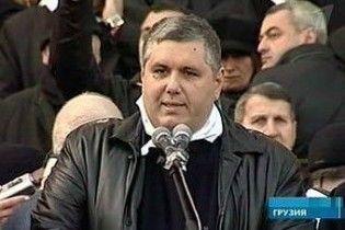 Оппозиция пригрозила Саакашвили устроить из Тбилиси Бишкек