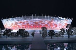Поляки установили рекорд посещаемости стадиона-открытия Евро-2012