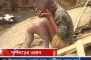 Число жертв циклона в Индии увеличилось до 68 человек