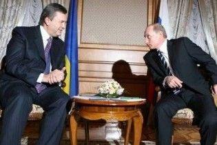 The Guardian: Путин считает Януковича провинциальным бандитом