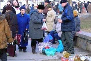 Стихийную торговлю в киевском метро снова попытаются ликвидировать