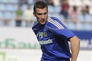 Андрей Шевченко болеет за итальянцев и англичан