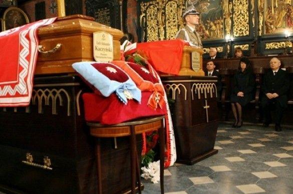 Похорон Качинського