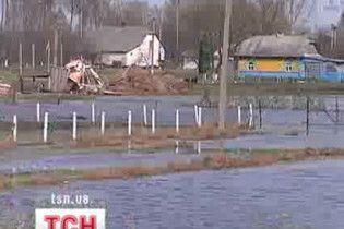 Западная Украина охвачена наводнениями