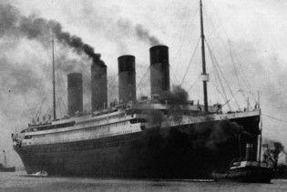 """В Копенгагене украли позолоченное ожерелье выжившей пассажирки """"Титаника"""""""