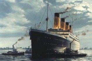 """В сети появился ролик фильма """"Титаник-2"""""""
