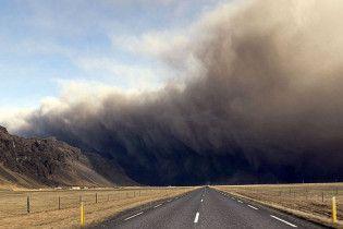 Европу накрывает новая туча вулканического пепла