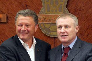Маркевич подписал контракт с ФФУ