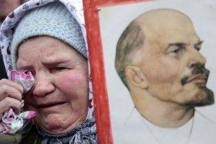 Мозг Ленина оказался меньше, чем у нормального человека