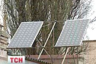 "В ""Киевгазе"" украли солнечные батареи за 90 тысяч гривен"
