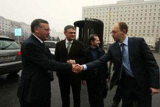 Яценюк и Гриценко создадут новую партию