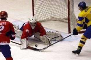 Украина стала единоличным лидером на чемпионате мира по хоккею