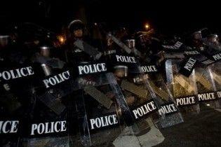 Правительство Таиланда ввело чрезвычайное положение еще в пяти провинциях