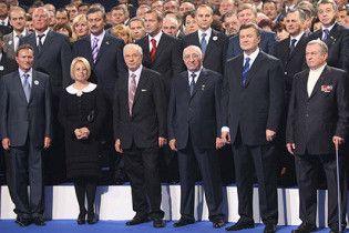 Рейтинг самых влиятельных украинцев возглавили Янукович и его окружение