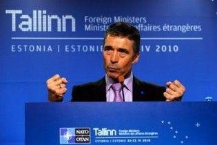 НАТО отказалось создавать новую структуру безопасности в Европе по проекту России