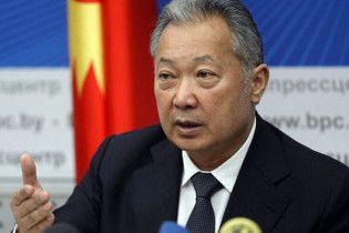 Временное правительство Киргизии потребовало экстрадиции Бакиева