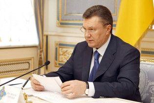 Янукович уже готовится к выборам