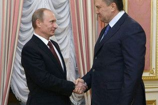 Герман рассказала, на каком языке разговаривали Янукович и Путин