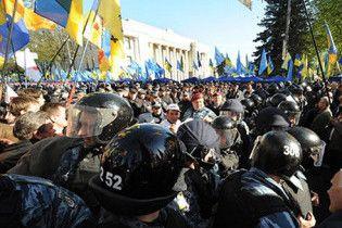 Министр внутренних дел хочет сослать оппозицию на окраину Киева