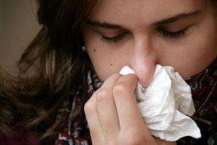 В Украине начинается эпидемия гриппа: Киев заболеет в декабре
