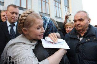 ПР готова вывести своих людей на улицы против Тимошенко